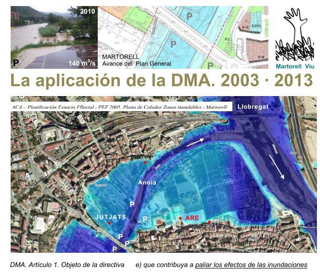 De la cultura de la prevención a la cultura fluvial del riesgo